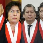 4 magistrados del TC se reunieron en secreto, según diario local