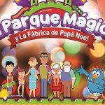 'Parque mágico y la Fábrica de Papá Noel' llega a Lima