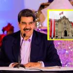 Maduro anuncia un 'frente de resistencia' chavista en Perú y otros países