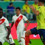 Perú cierra su último partido amistoso del año con derrota por 1-0 ante Colombia