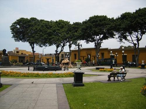 Restaurarán centro histórico de Pueblo Libre