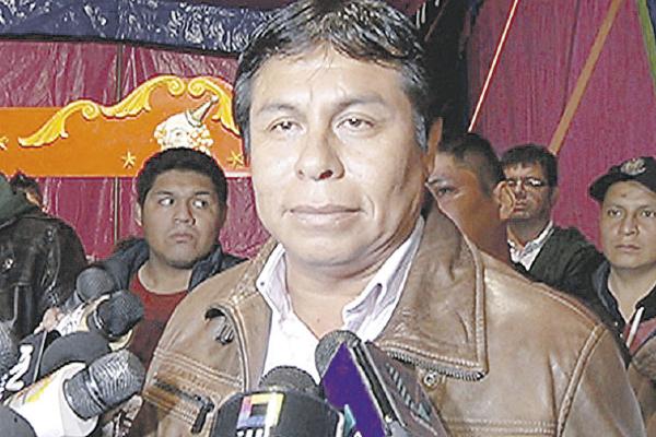 Fiscalía decidirá suerte de exalcalde Navarro