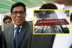 Zeballos da luz verde a devolución de dinero para Odebrecht