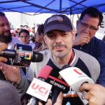 """Mark Vito: """"Mi huelga de hambre concluye cuando tenga a mi esposa en mis brazos"""""""