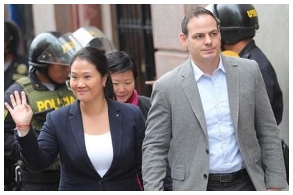 """Mark Vito se declara en huelga de hambre por """"show"""" para evitar que Keiko Fujimori salga libre"""