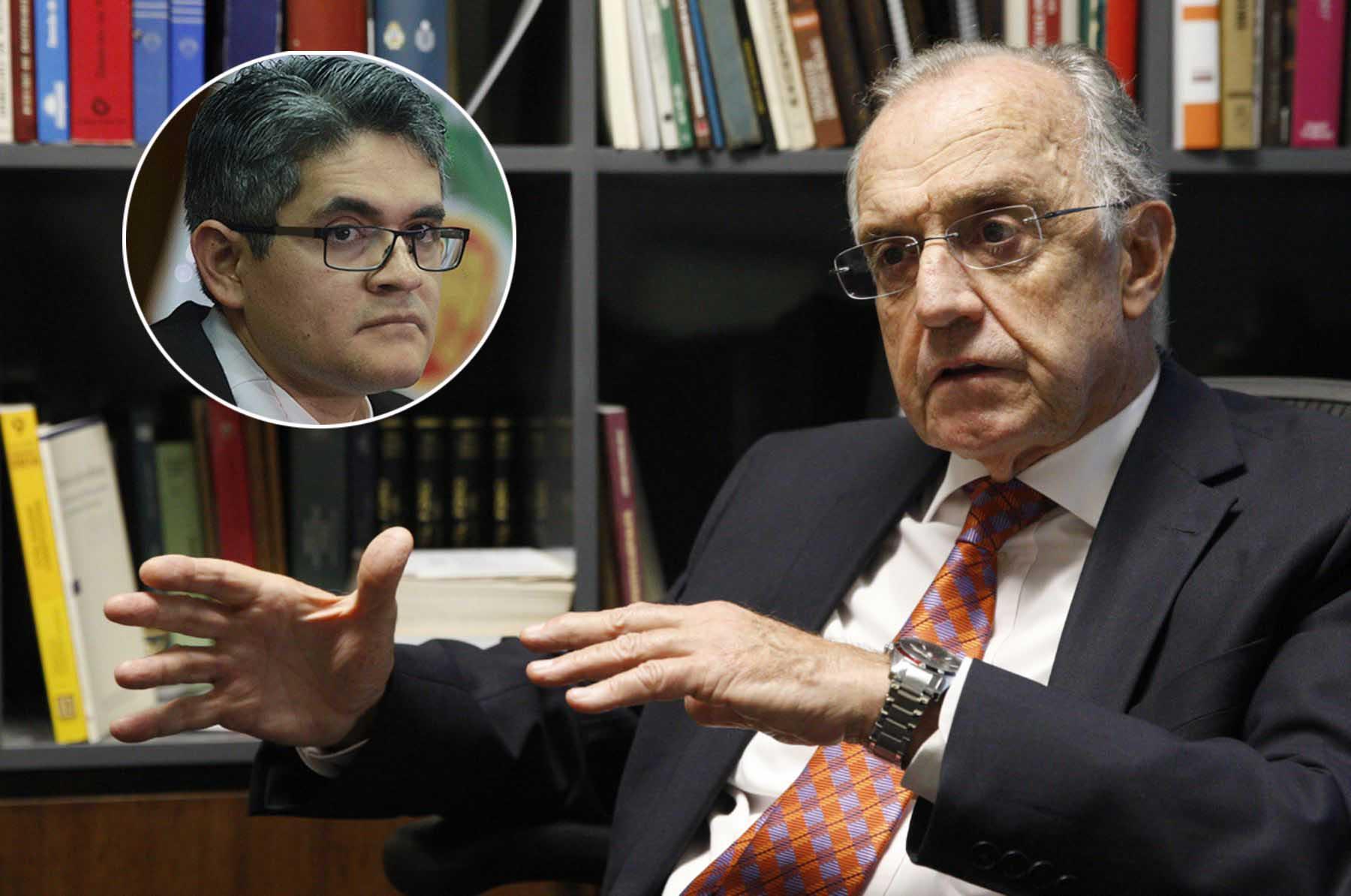 Ferrero califica de falta de respeto que Domingo Pérez pida nulidad de fallo Keiko