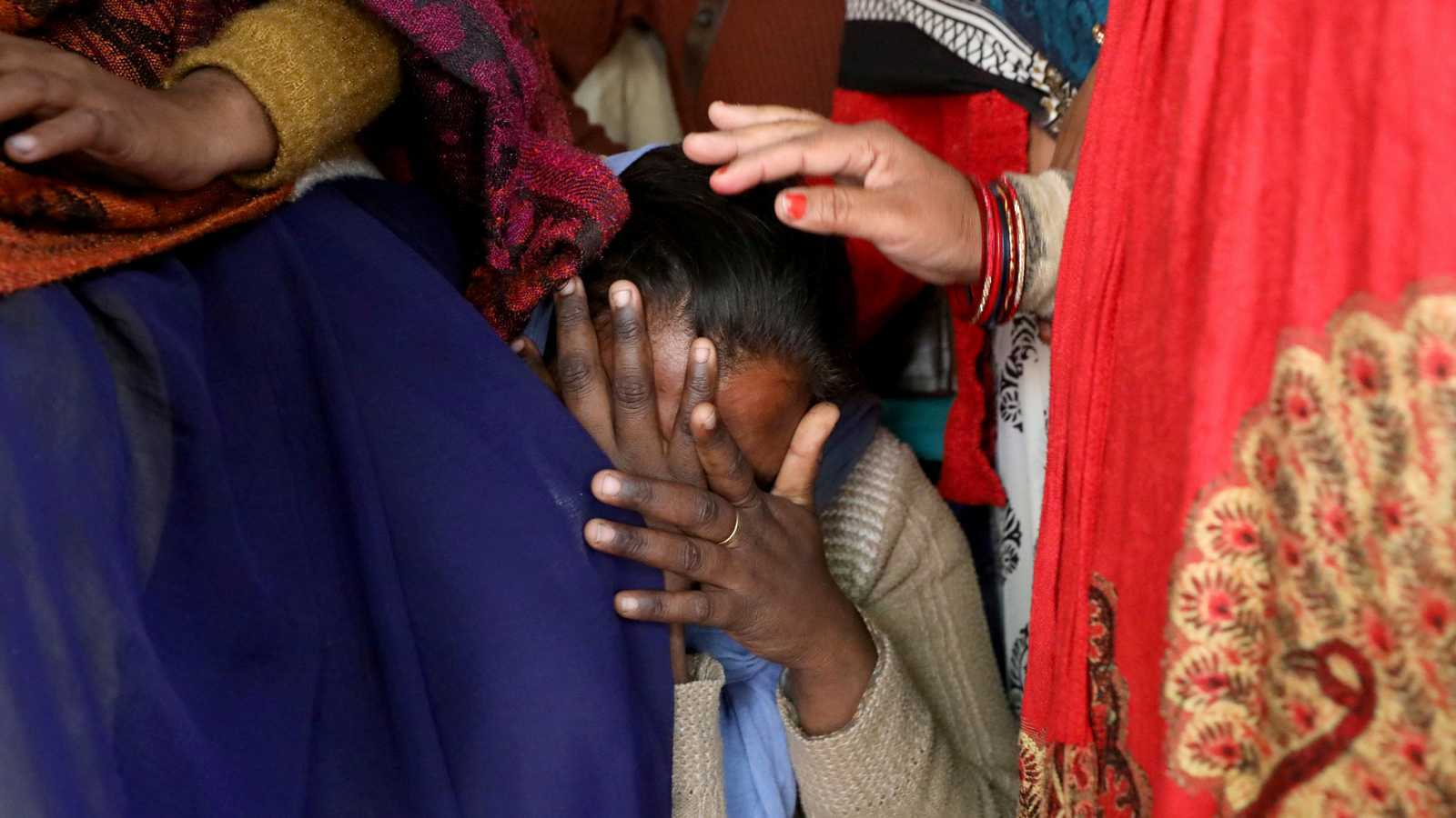 Víctima de violación muere al ser quemada cuando iba a testificar