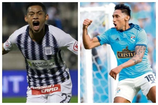 Alianza Lima vence 1 a 0 a Sporting Cristal en la primera semifinal de la Liga 1