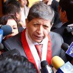 """Solicitud fiscal no tiene """"ningún sentido"""", asegura Carlos Ramos"""