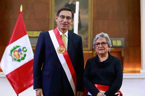 Sonia Guillén es la nueva ministra de Cultura