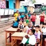 Iquitos: 300 alumnos estudian en la intemperie