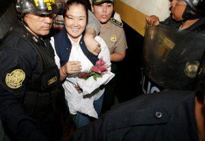 Keiko Fujimori: TC declara improcedente pedido de aclaración de hábeas corpus