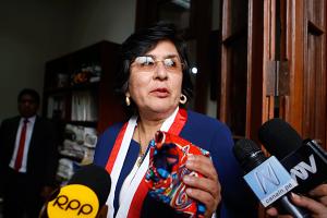 Ledesma es elegida presidenta del Tribunal Constitucional