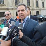 Francesco Petrozzi: «En el Gobierno están preocupados por la salida de Coya»