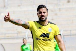 Hijo de Juan Pablo Vergara le dedicó emotivas palabras y prometió jugar en primera división