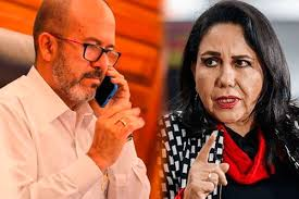 Gloria Montenegro defiende a Zamora: «¡Estamos a full, dejen trabajar!»