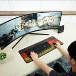 Monitor curvo para juegos ODYSSEY G9