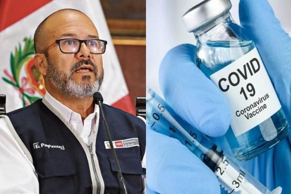 Víctor Zamora: «Es imposible que yo haya participado en la compra de pruebas rápidas»