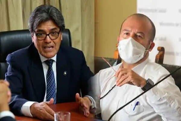 Abel Salinas a Víctor Zamora: «No es cierto que la mortalidad está disminuyendo»