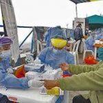 Perú reduce número de pruebas por Covid