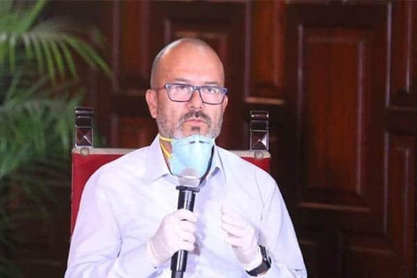 Zamora ahora pide retirar ivermectina e hidroxicloroquina porque «no han mostrado beneficios»