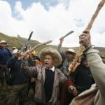"""Mineros se movilizan contra """"suspensión perfecta"""""""