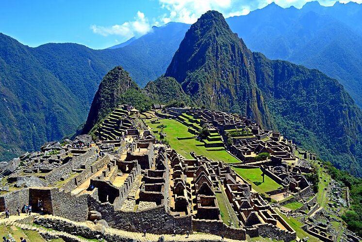 Machu Picchu todavía no abrirá por temor a contagios de COVID-19