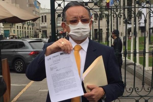 Comisión de Fiscalización reprogramó interrogatorio a cuñado de Martín Vizcarra