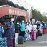 Coronavirus: Bus de la selección realizó 200 viajes transportando personal de EsSalud