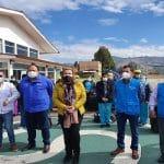Cajamarca: Fiorella Molinelli se traslada a la región para reforzar atenciones de lucha contra el COVID-19