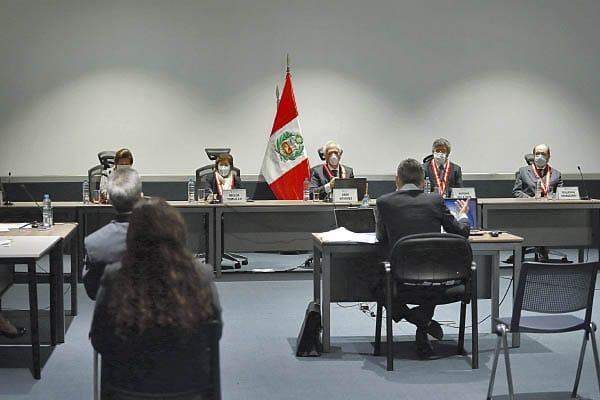 La JNJ evaluará las declaraciones juradas para candidatos a jefes de ONPE y RENIEC