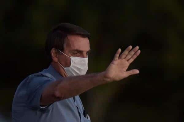 Jair Bolsonaro da negativo de COVID-19 casi tres semanas después de ser contagiado