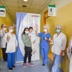 Médicos del INSN San Borja construyen esófago de niño cajamarquino con parte de su propio estómago