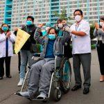 Hospital Edgardo Rebagliati: EsSalud da de Alta a médico de Iquitos que superó la COVID-19