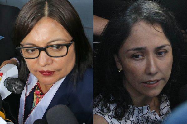 Fiscal Geovana Mori: Nadine Heredia lideró una organización criminal para favorecer a Odebrecht