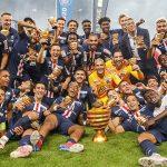 PSG campeón de la Copa de la liga tras vencer por penales al O. de Lyon (6-5)