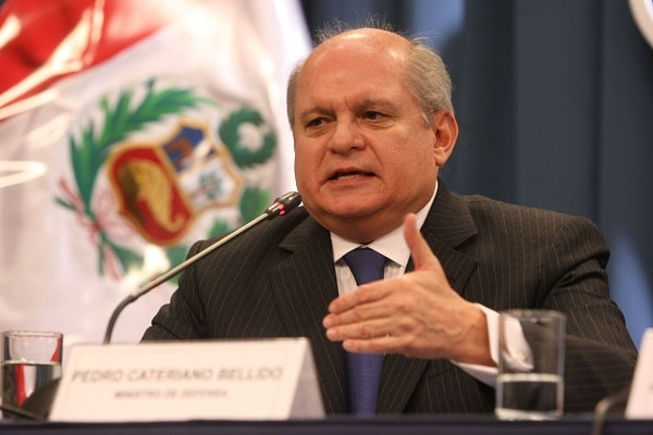 Pedro Cateriano: «He declinado participar como precandidato presidencial en Todos por el Perú»