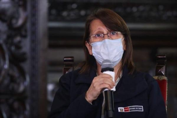 La historia secreta de la vacuna a Pilar Mazzetti