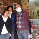 SJM: Embajada de Israel lleva ayuda a familias vulnerables de Pamplona