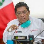 Vicente Zeballos califica de «aprovechamiento político» la decisión del Congreso de eliminar la inmunidad de altos funcionarios
