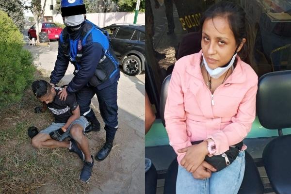 Jesús María: capturan a delincuentes que robaron a vecinos del distrito