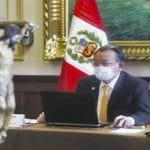 Comisión de Fiscalización analiza antepuerto del Callao
