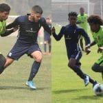 Alianza Lima cayó ante Alianza Universidad en un encuentro amistoso disputado en Cieneguilla