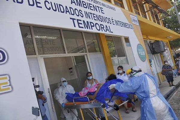 Nuevos ambientes COVID para pacientes críticos en el Hospital Santa Rosa de Maldonado