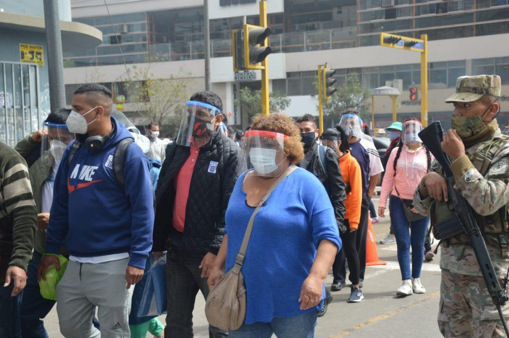 Minsa reportó 968,846 infectados y 36,104 fallecidos por coronavirus en el Perú