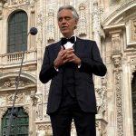 Andrea Bocelli se disculpa por comentarios sobre coronavirus