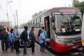 Paro de transportistas afectó a miles de limeños