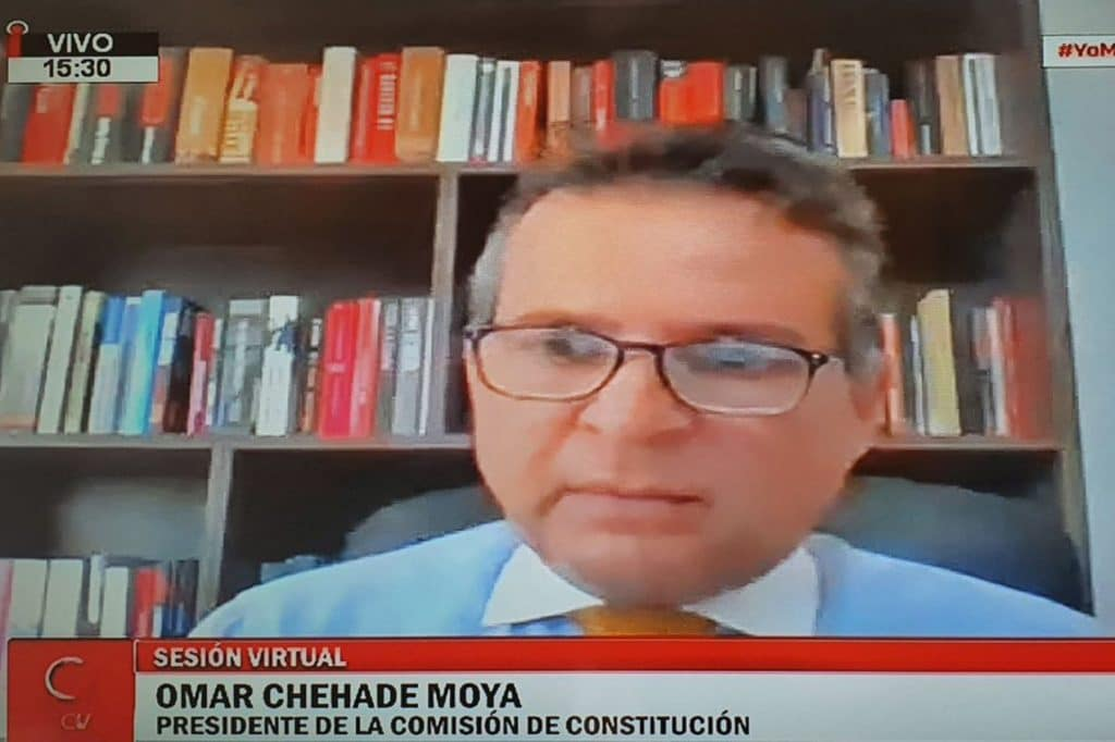 Comisión de Constitución elabora dictamen «que equipare inscripciones nuevas con afiliaciones para postular» en elecciones del 2021