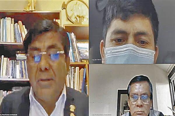 Inician investigación de licenciamiento de UTP y UPA