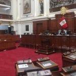 Comisión de Constitución aprueba dictamen que elimina la inmunidad parlamentaria